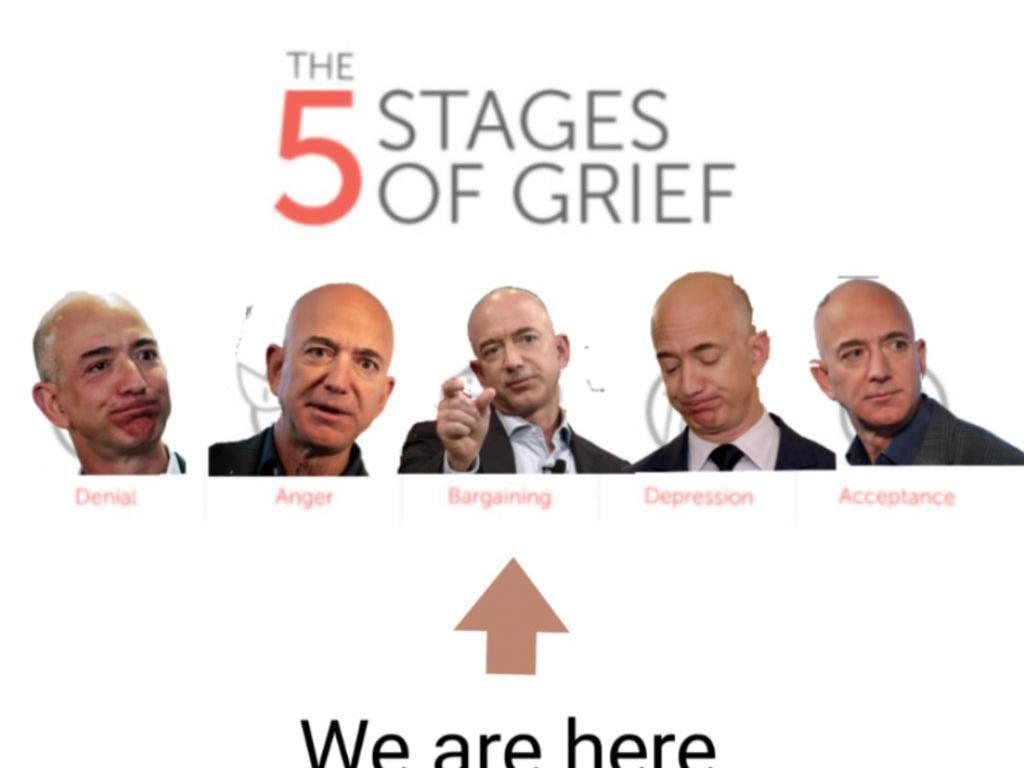 Tawa Elon Musk Lihat Jeff Bezos Jadi Meme Karena Kalah Saing