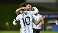 Messi Akan Bahagia dengan Aguero yang Gila