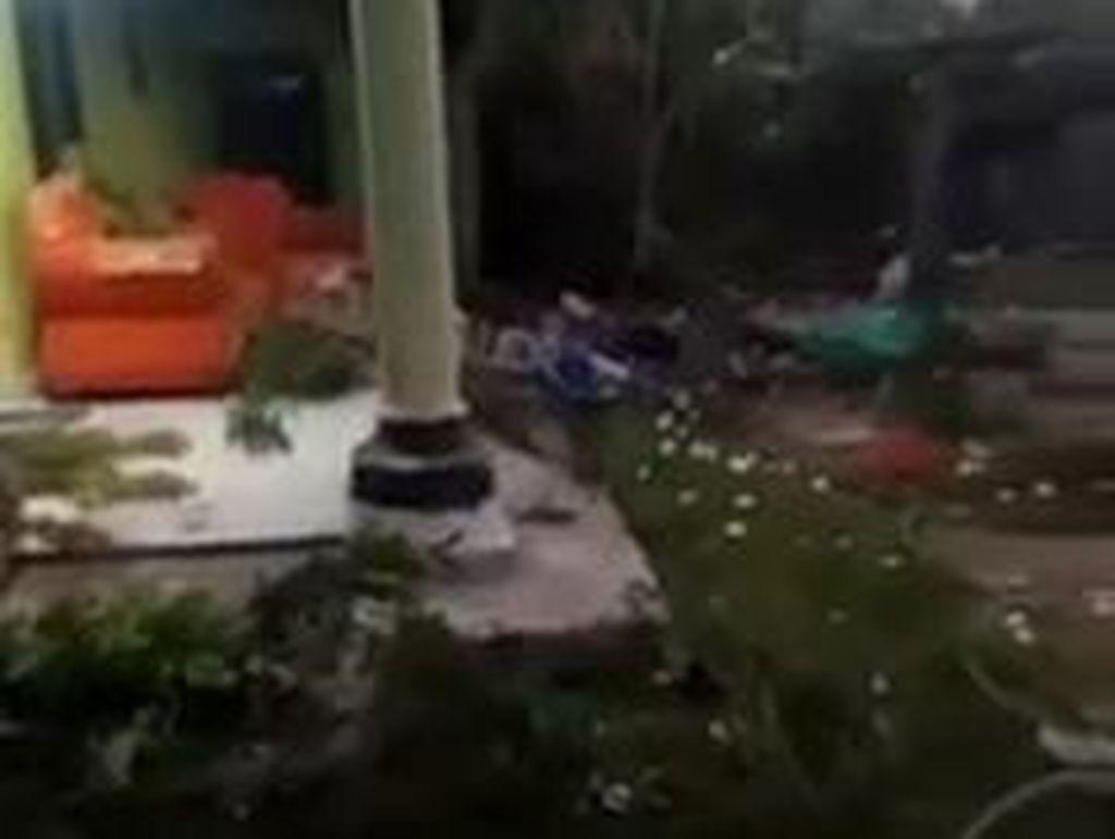 Cerita Perusakan Rumah di Banyuwangi yang Dianggap Terlalu Dibesar-besarkan