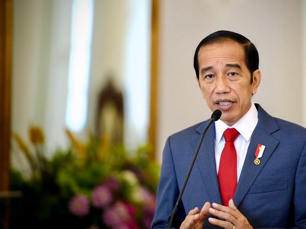 Jokowi: Perbaikan Situasi COVID-19 Harus Kita Sikapi dengan Hati-hati