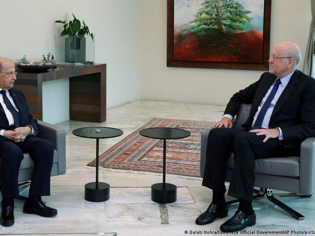 Selamatkan Lebanon dari Krisis, Konglomerat Ditunjuk Jadi PM