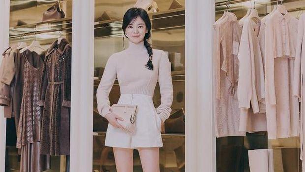 Song Hye Kyo/Foto: Instagram.com/ellekorea