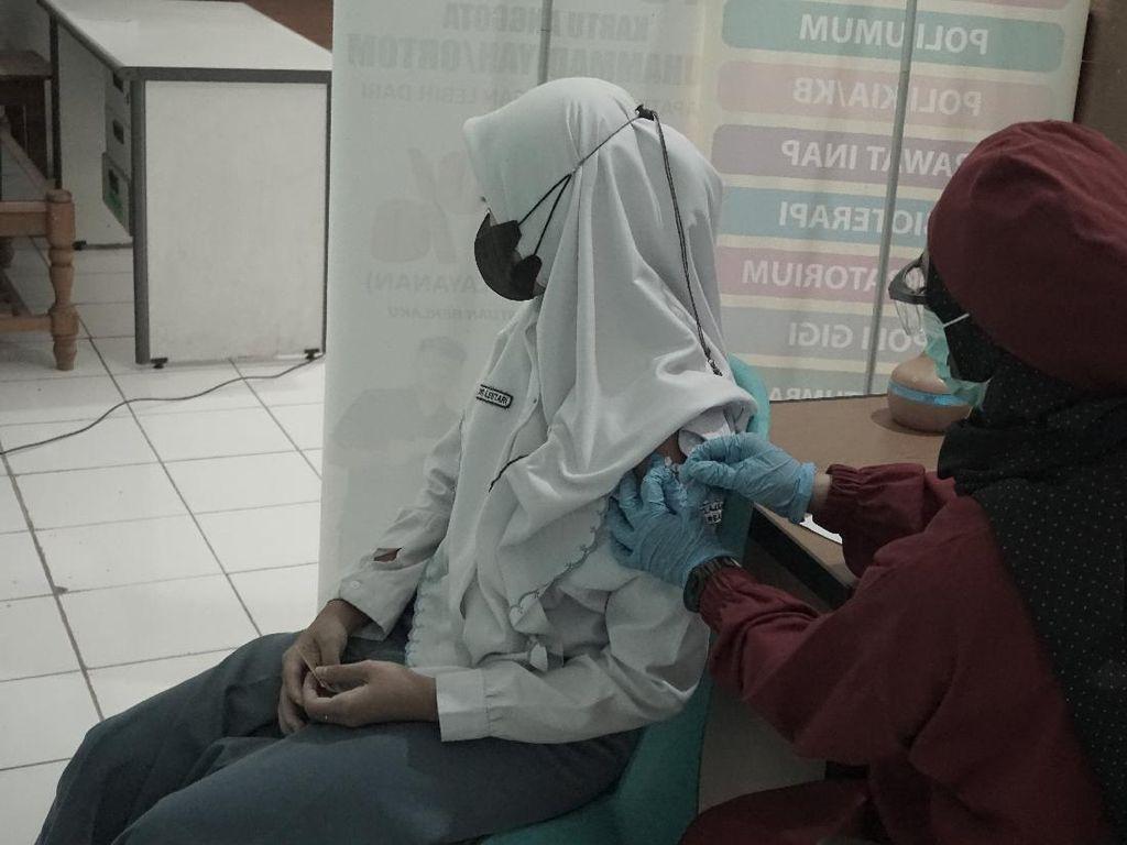 Pelajar SMA di Kulon Progo Mulai Divaksinasi COVID, Target 16 Ribu Siswa