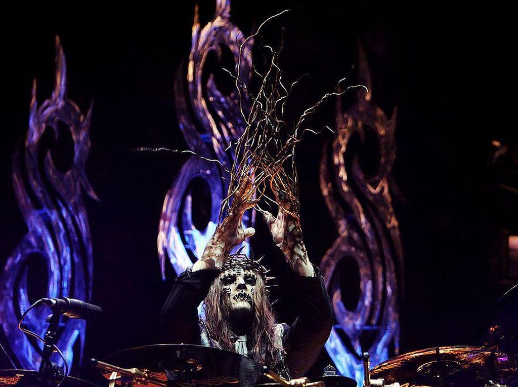 Mangkatnya Joey Jordison Sang Pendiri Slipknot