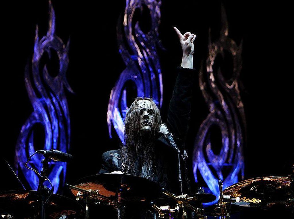 Joey Jordison, Mantan Drummer Slipknot Meninggal Dunia