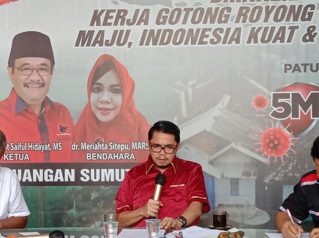 Praperadilan Sekda Samosir Dikabulkan, Arteria: Periksa Ketua PN Balige!