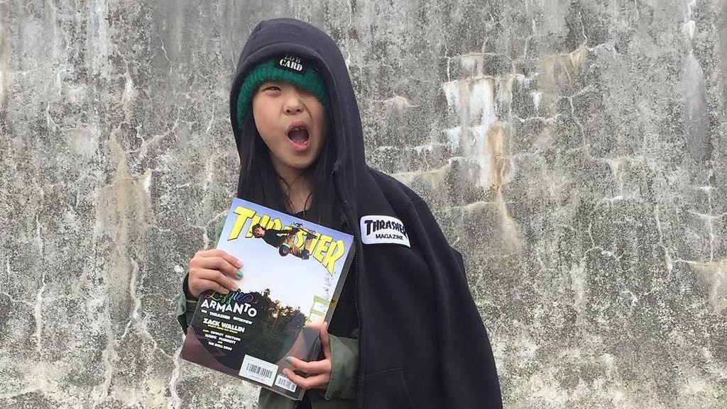 Potret 7 Atlet Olimpiade Tokyo Termuda, Ada yang Masih 12 Tahun