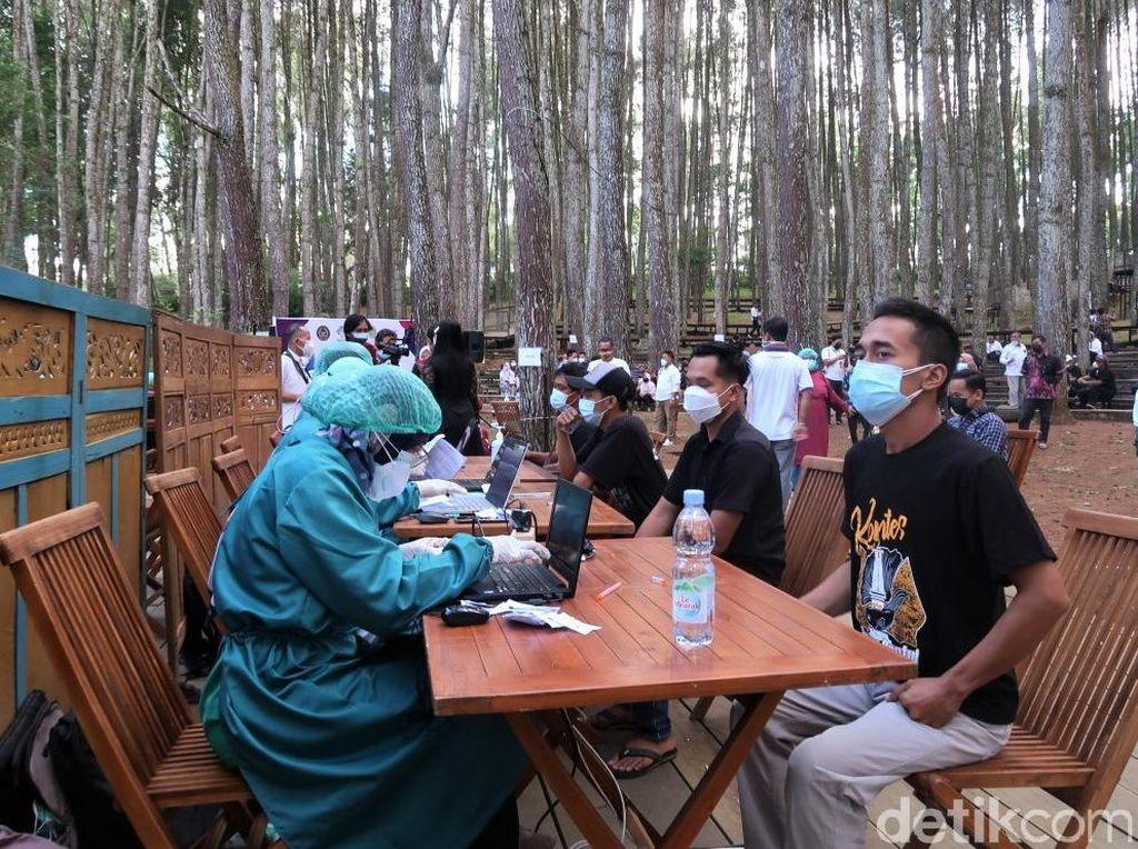 Geber Vaksinasi Covid, Dispar DIY: Biar Wisata Yogyakarta Segera Buka Lagi