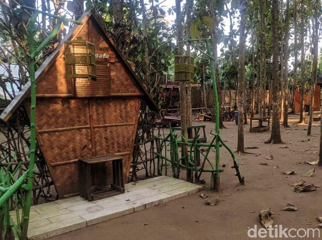 Sunyi Sepi Objek Wisata di Karawang Terdampak PPKM