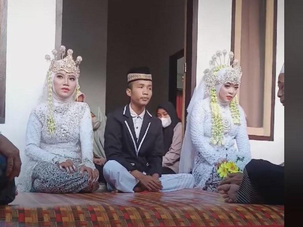 Tambah Panjang Daftar Pria NTB Ajak 2 Wanita Sekaligus Menikah