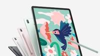 Tablet Diburu Saat Pandemi, Samsung Sodorkan Galaxy Tab S7 FE 5G