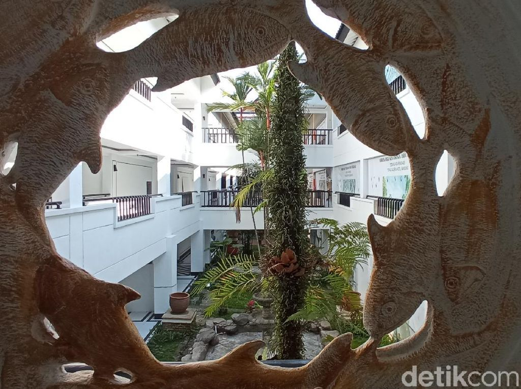 Menengok Hotel yang Dijadikan Tempat Isoman di Bandung