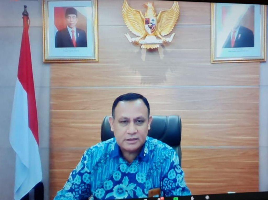 Ketua KPK Firli Fokus Tangani Korupsi di 5 Area Rawan