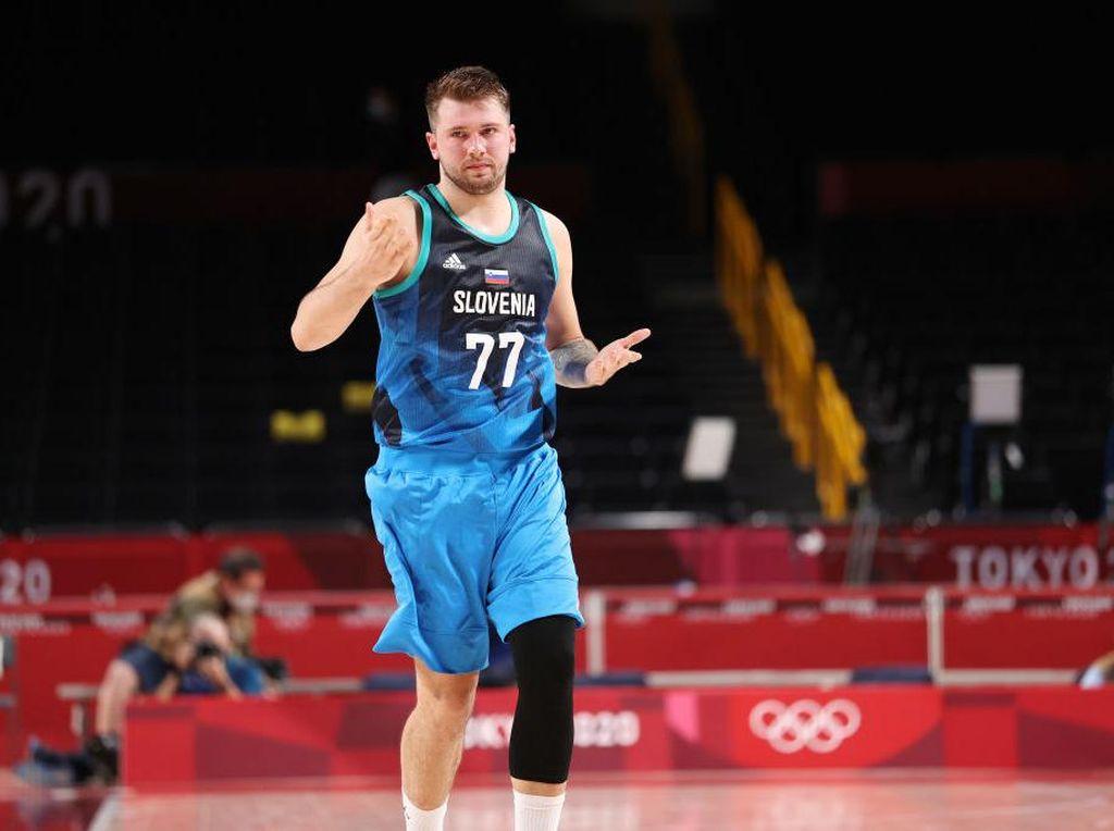Olimpiade Tokyo: Kesan Pertama yang Menggoda dari Luka Doncic