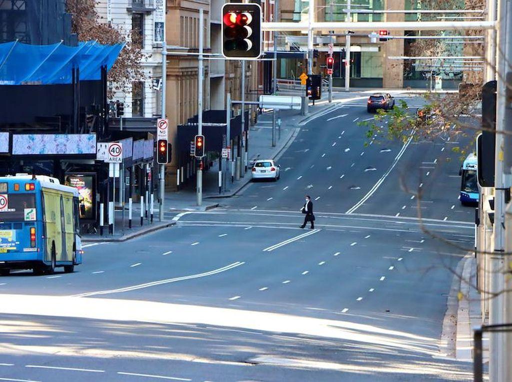 Warga Sydney yang Langgar Lockdown Diancam Denda Rp 50 Jutaan