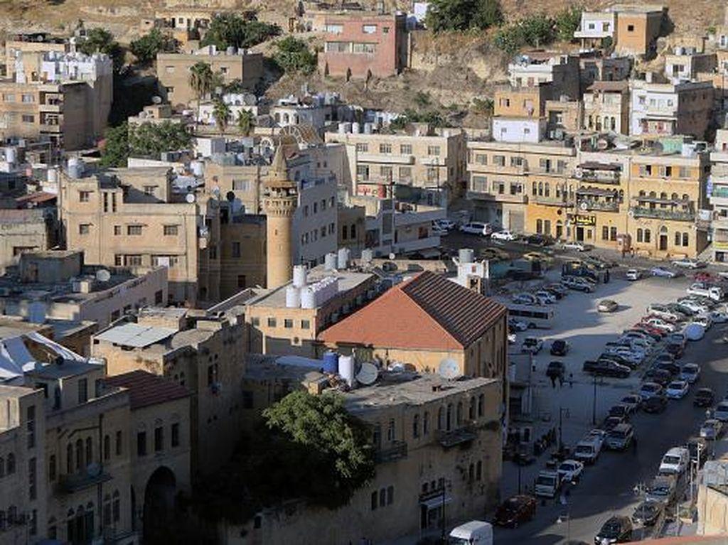 Potret Kota Tua di Yordania yang Masuk Situs Warisan Dunia UNESCO