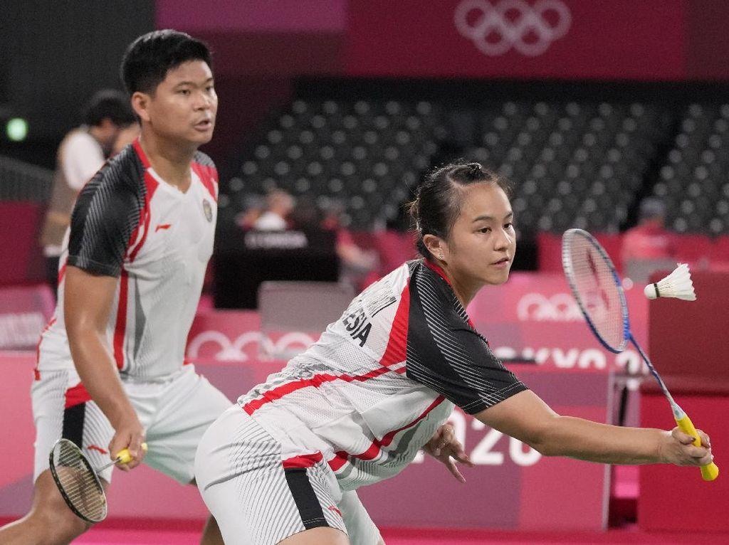 Olimpiade Tokyo: Praveen/Melati Kalah karena Kesalahan Sendiri