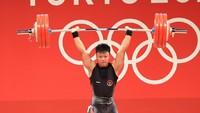 Kisah Haru Rahmat Erwin Tuntaskan Mimpi sang Ayah di Olimpiade
