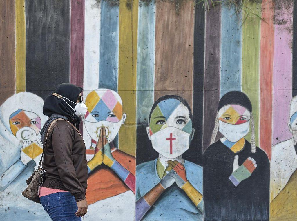 Satu Titik Zona Merah di Jakarta Kini Berstatus Zona Kuning