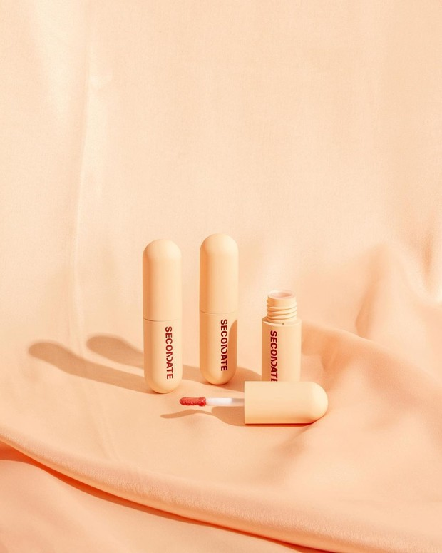 Secondate Milky Gel Lip Tint/Instagram.com/ secondatebeauty