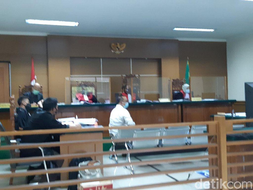Kasus Masker, Pejabat Dinkes Banten Kompak Bersaksi Serba Tak Tahu