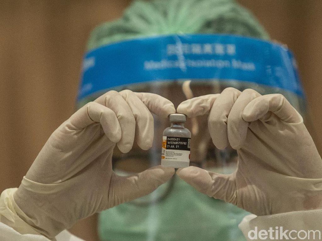 Pemerintah Pastikan Stok Vaksin Aman, Tak Ada yang Terbuang & Hilang