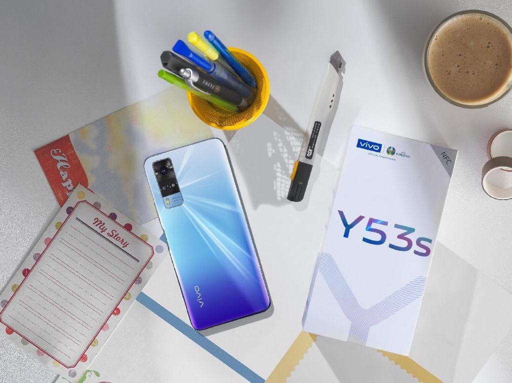 Tawarkan Spesifikasi Lebih Canggih, Vivo Y53s Bisa Dibeli Hari Ini!