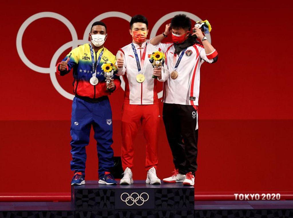 Rangkuman Peraih Medali Hari Kelima Olimpiade Tokyo 2020, Ada Indonesia