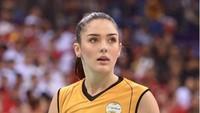 Cantik Menghipnotis, Ini Kabar Atlet Voli Zehra Gunes yang Viral di Olimpiade