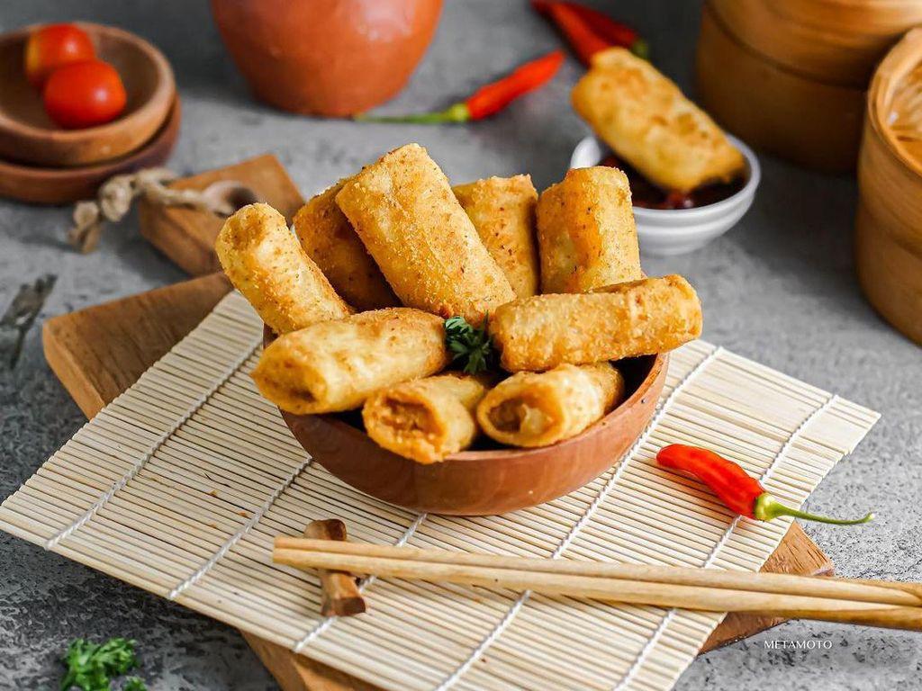 5 Risol Premium Enak, Isi Ayam Geprek hingga Cakalang Fufu!