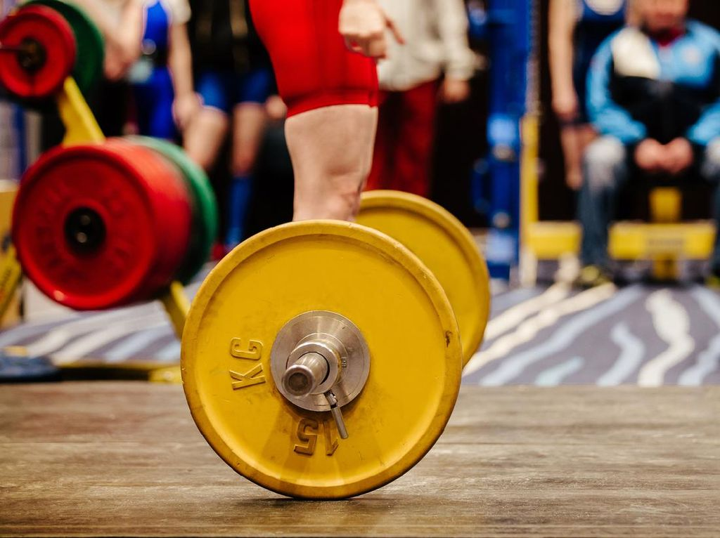 Diduga Dipakai Lifter China, Ini Jenis Doping yang Sering Digunakan Atlet