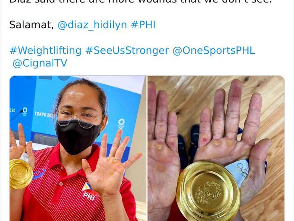 Merinding! Ini Bukti Perjuangan Pahlawan Olahraga Harumkan Nama Bangsa