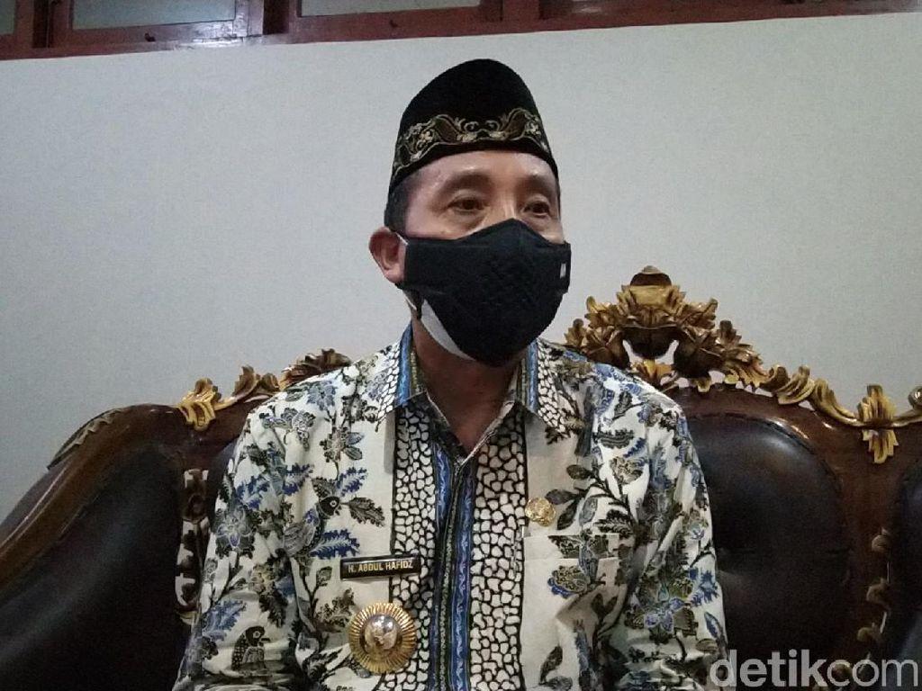 Viral Pisah Sambut Kapolres Rembang Langgar PPKM, Bupati Angkat Bicara