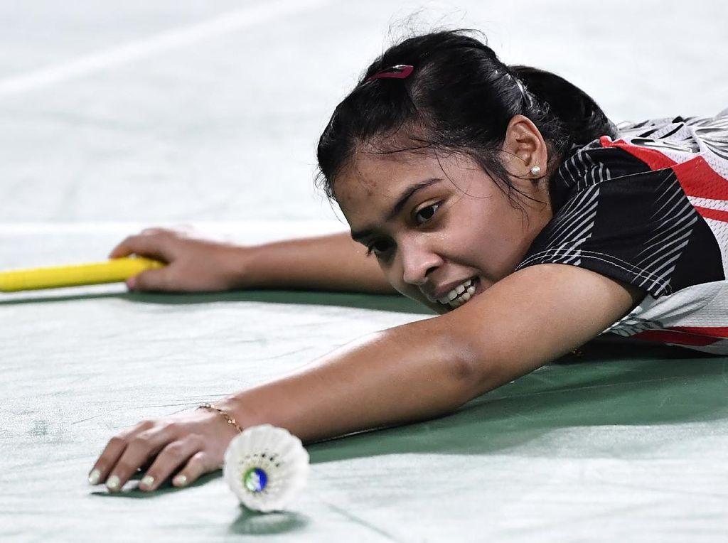 Hasil Bulutangkis Olimpiade: Gregoria Mariska Keok di 16 Besar