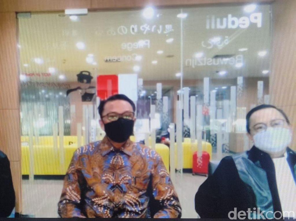 Kala Kontraktor Ngaku Beramal Sumbang Masjid Lewat Nurdin Abdullah