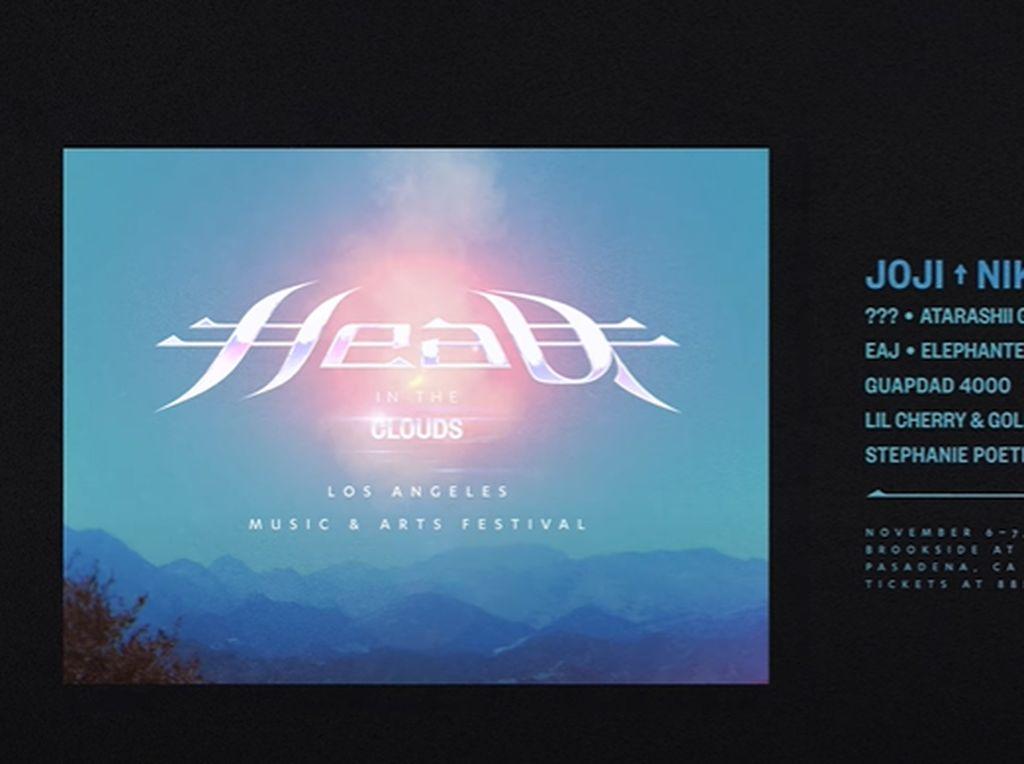 Meriahnya Line-Up Festival Head In The Clouds 2021 di Los Angeles