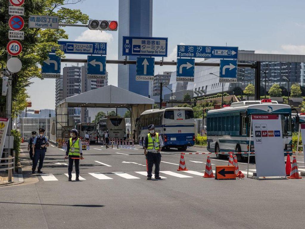 Kasus Baru Melonjak! Corona Varian Delta Hantui Olimpiade Tokyo