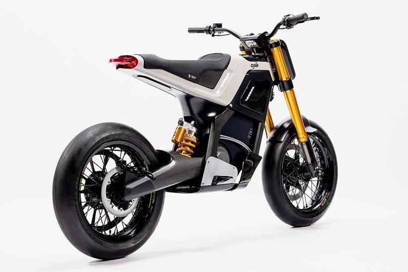 Motor listrik DAB Motors disebut DAB Concept-E