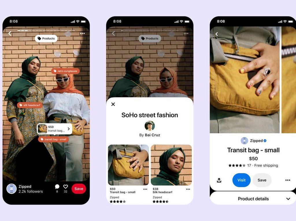 Pinterest Bisa Hasilkan Uang Untuk Penggunanya