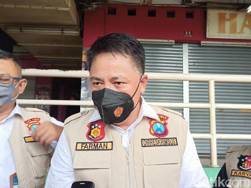 Polisi Jatim Awasi Modus Penipuan Terkait Plasma Konvalesen