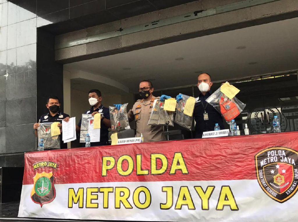 Korban Penipuan, 9 Satpol PP Gadungan Sudah 2 Bulan Razia Masker di Jaktim