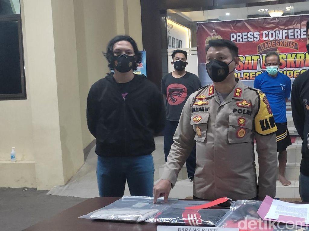 Dendam Jadi Pemicu Pembunuhan Pria di Gubuk Sawah Pandeglang