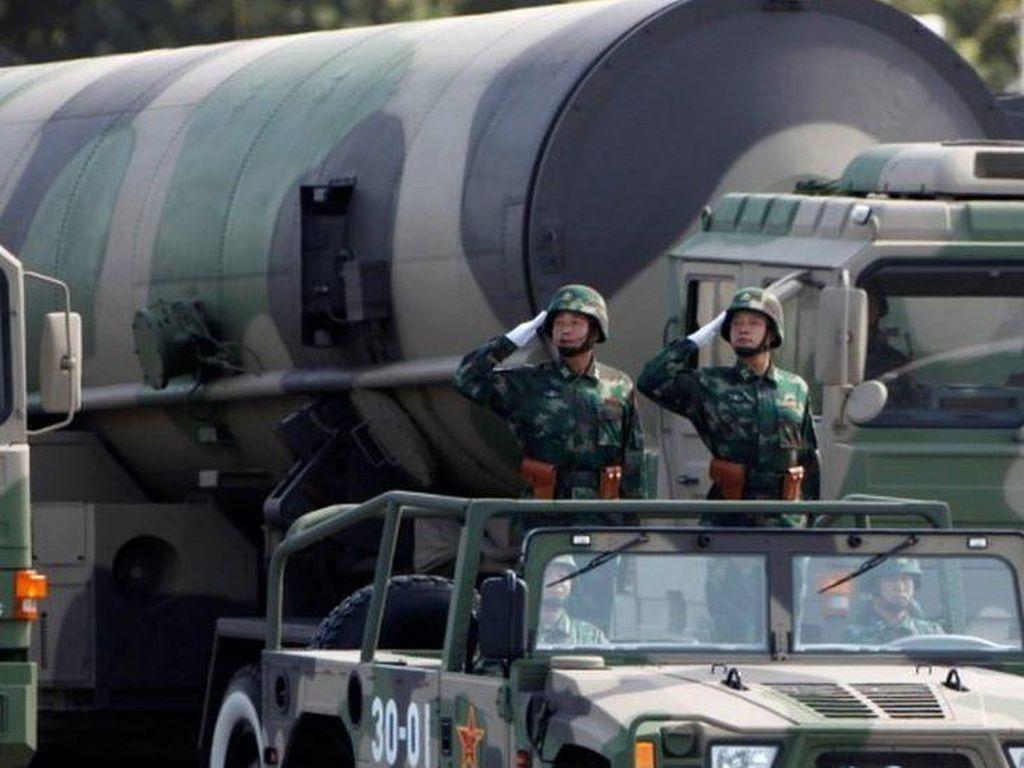 AS Sebut China Perbanyak Fasilitas Bawah Tanah untuk Simpan Rudal Nuklir