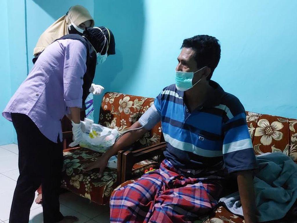 Desa di Jombang Ini Pilih Rawat Sendiri Pasien OTG-Gejala Sedang