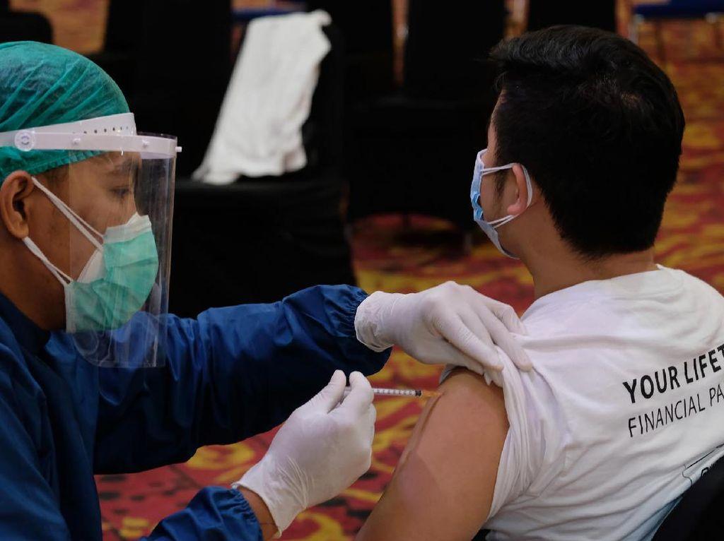 Kabar Terbaru soal Progres Vaksin Gotong Royong