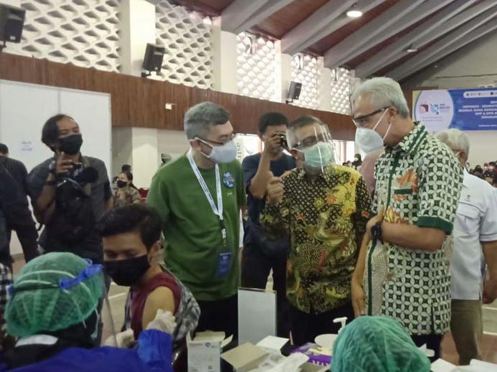 Kemenkop UKM Targetkan Vaksinasi 150 Ribu Pelaku UMKM di Jateng