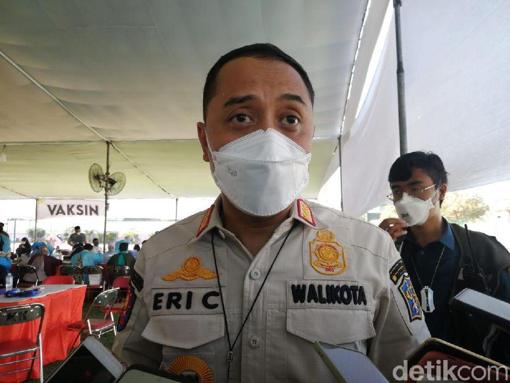 Soal Transparansi Data Kematian COVID-19 di Surabaya, Ini Jawaban Walkot Eri