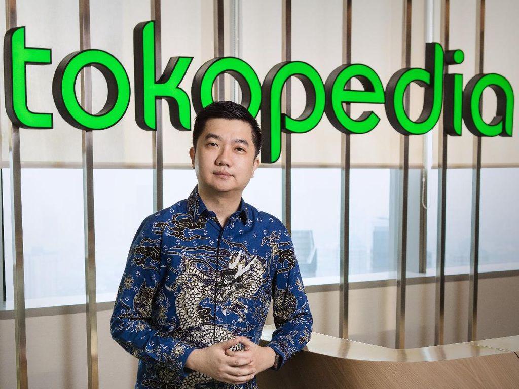 Bos Tokopedia Raih Penghargaan Bergengsi dari The Asian Banker