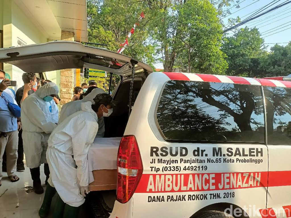 Anggota DPRD Kota Probolinggo Meninggal Terpapar COVID-19