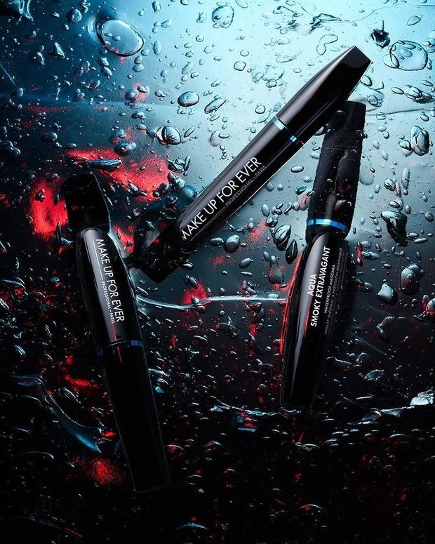 Aqua Smoky Mascara Make Up For Ever (foto: instagram.com/makeupforever)
